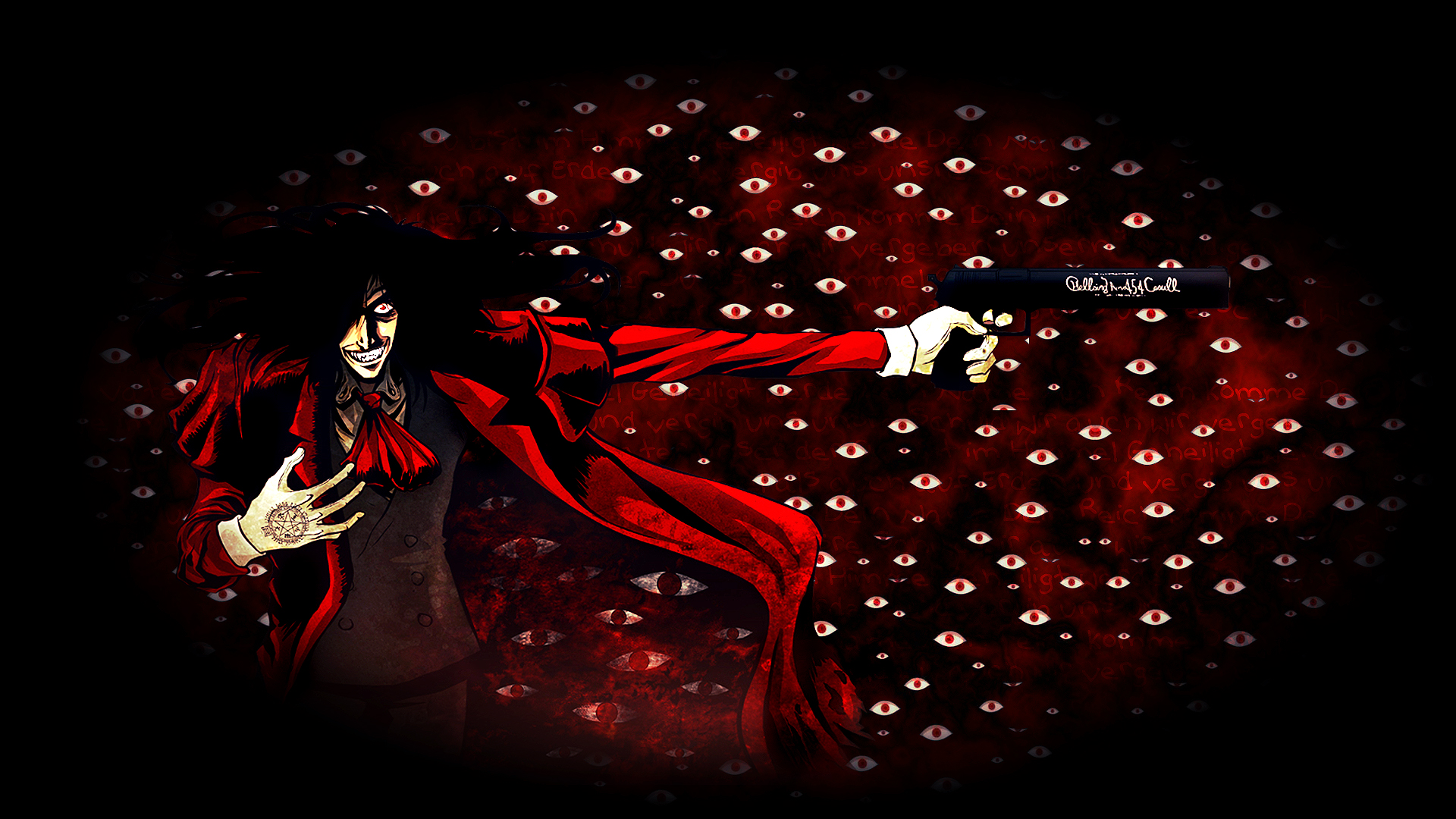 Hellsing full hd wallpaper and background image - Anime hellsing wallpaper ...