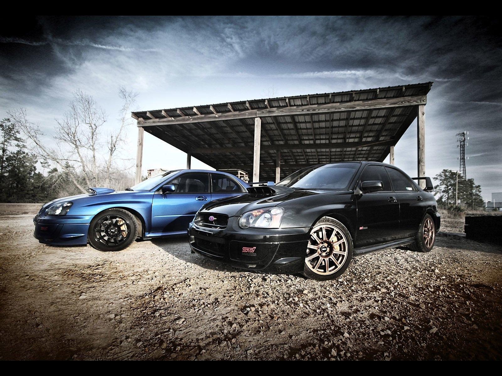 Vehicles - Subaru Impreza  Wallpaper