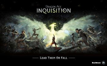 194 Dragon Age Inquisition HD Wallpapers