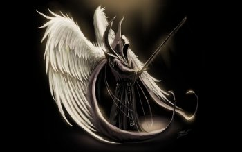 Fantasy - Angel Warrior Wallpapers and Backgrounds ID : 55565