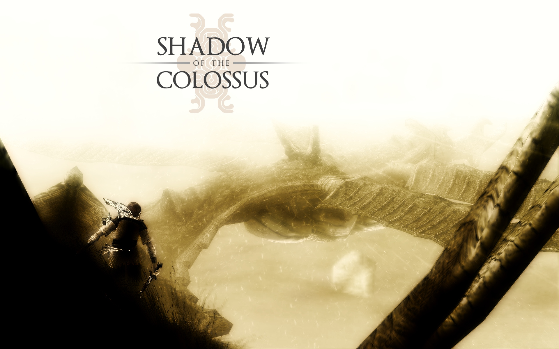 Shadow Of The Colossus Computer Wallpapers, Desktop ...