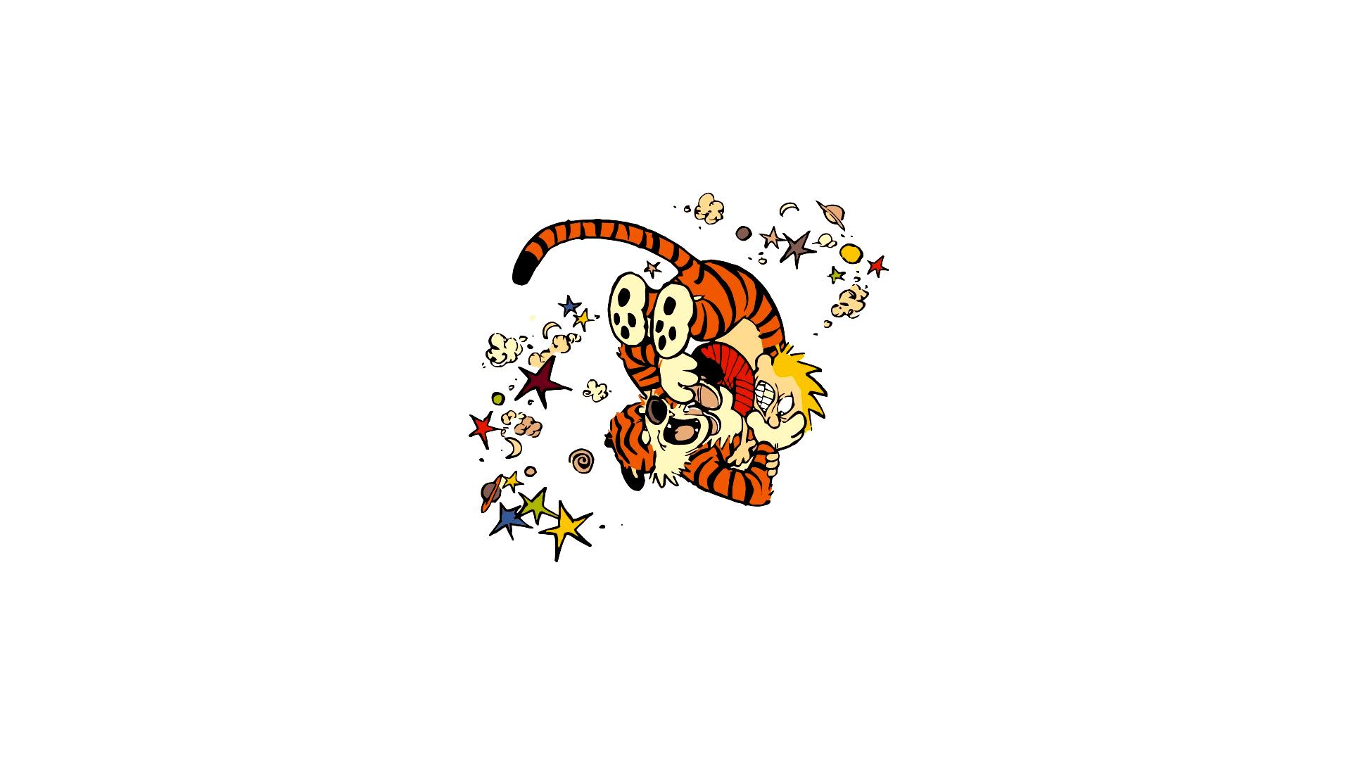 Calvin And Hobbes Haircut