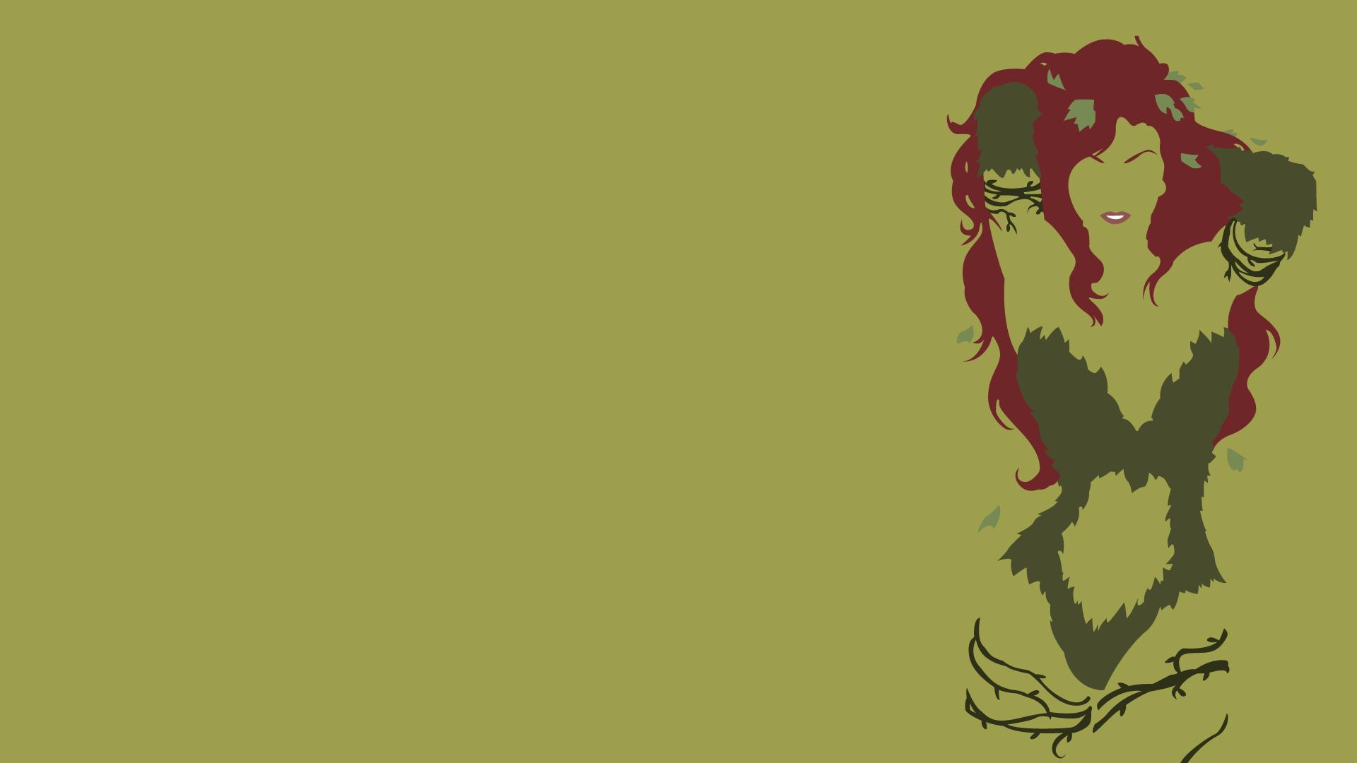 poison ivy computer wallpapers desktop backgrounds