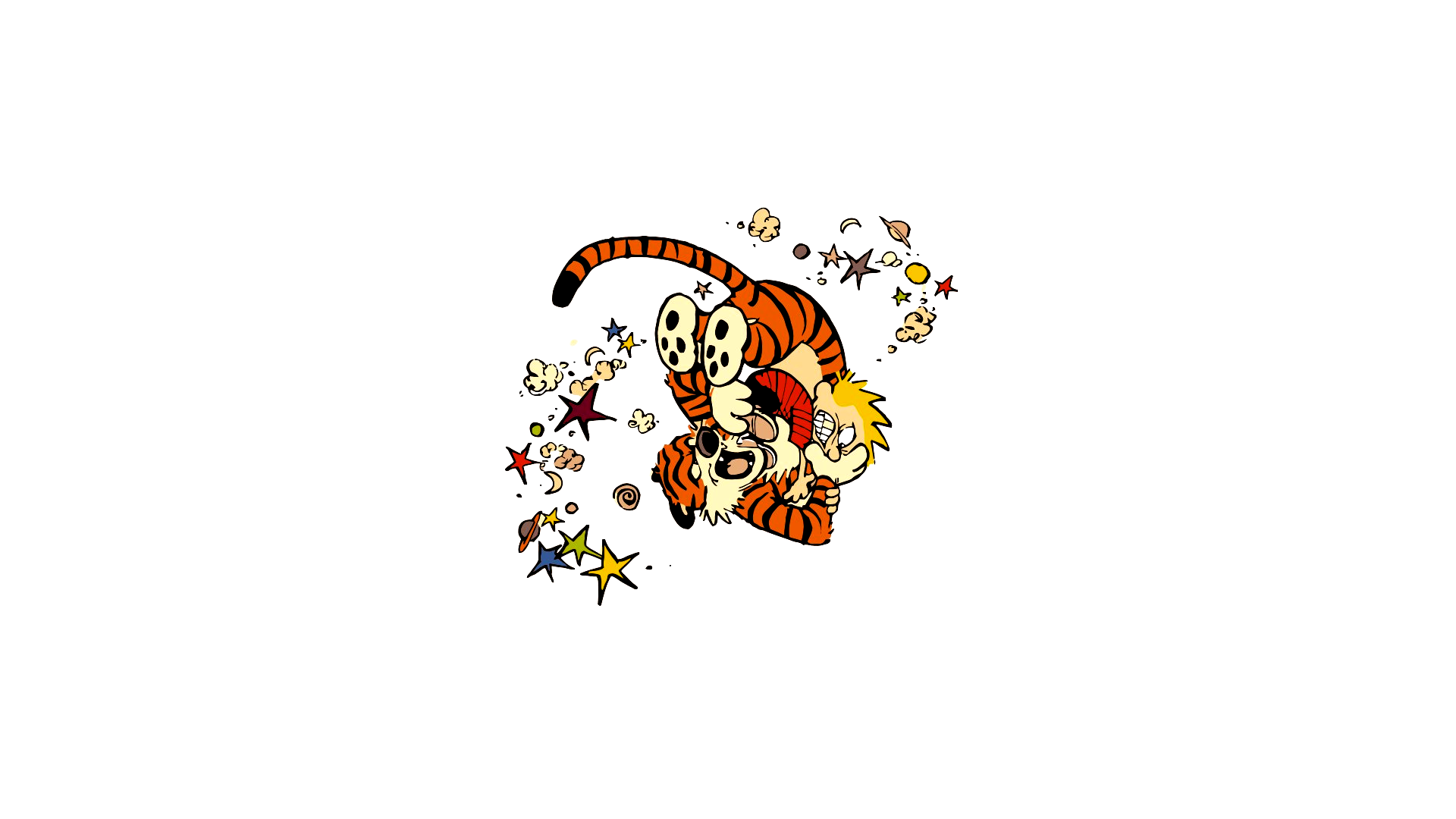 Calvin & Hobbes Full HD Wallpaper and Background ...