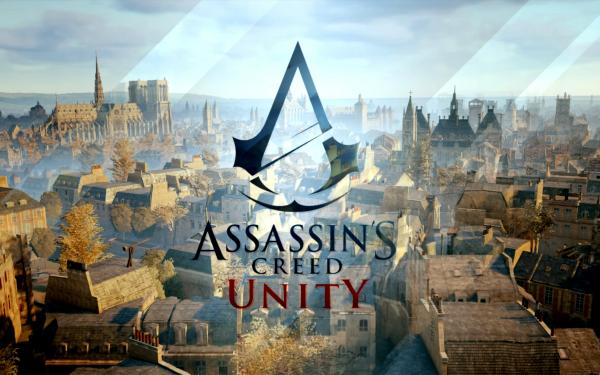 Videojuego Assassin's Creed: Unity Assassin's Creed Logo Fondo de pantalla HD | Fondo de Escritorio