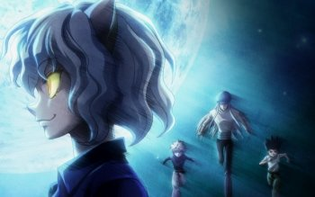 60 Killua Zoldyck Hd Wallpapers Background Images Wallpaper Abyss
