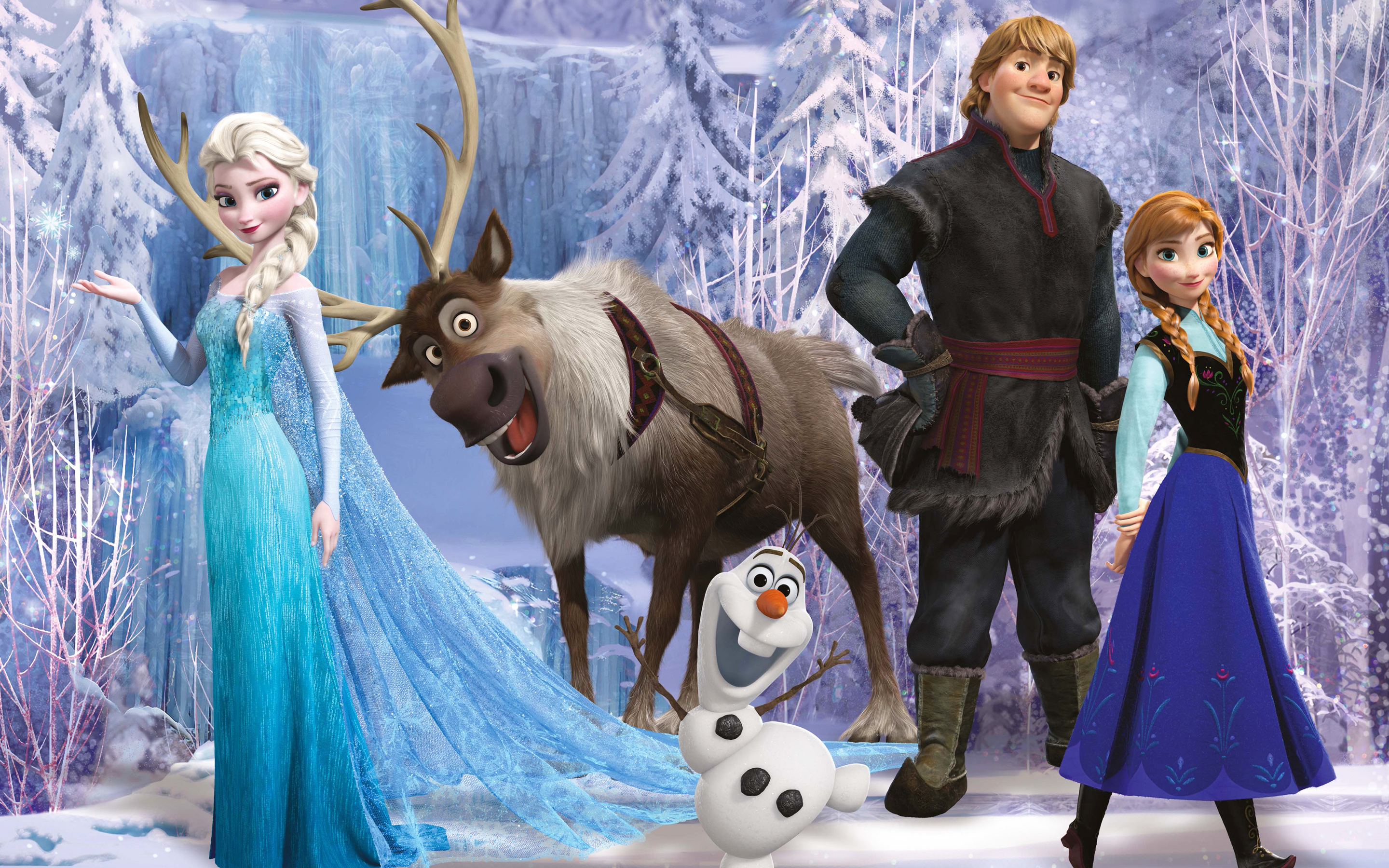 312 frozen hd wallpapers | background images - wallpaper abyss