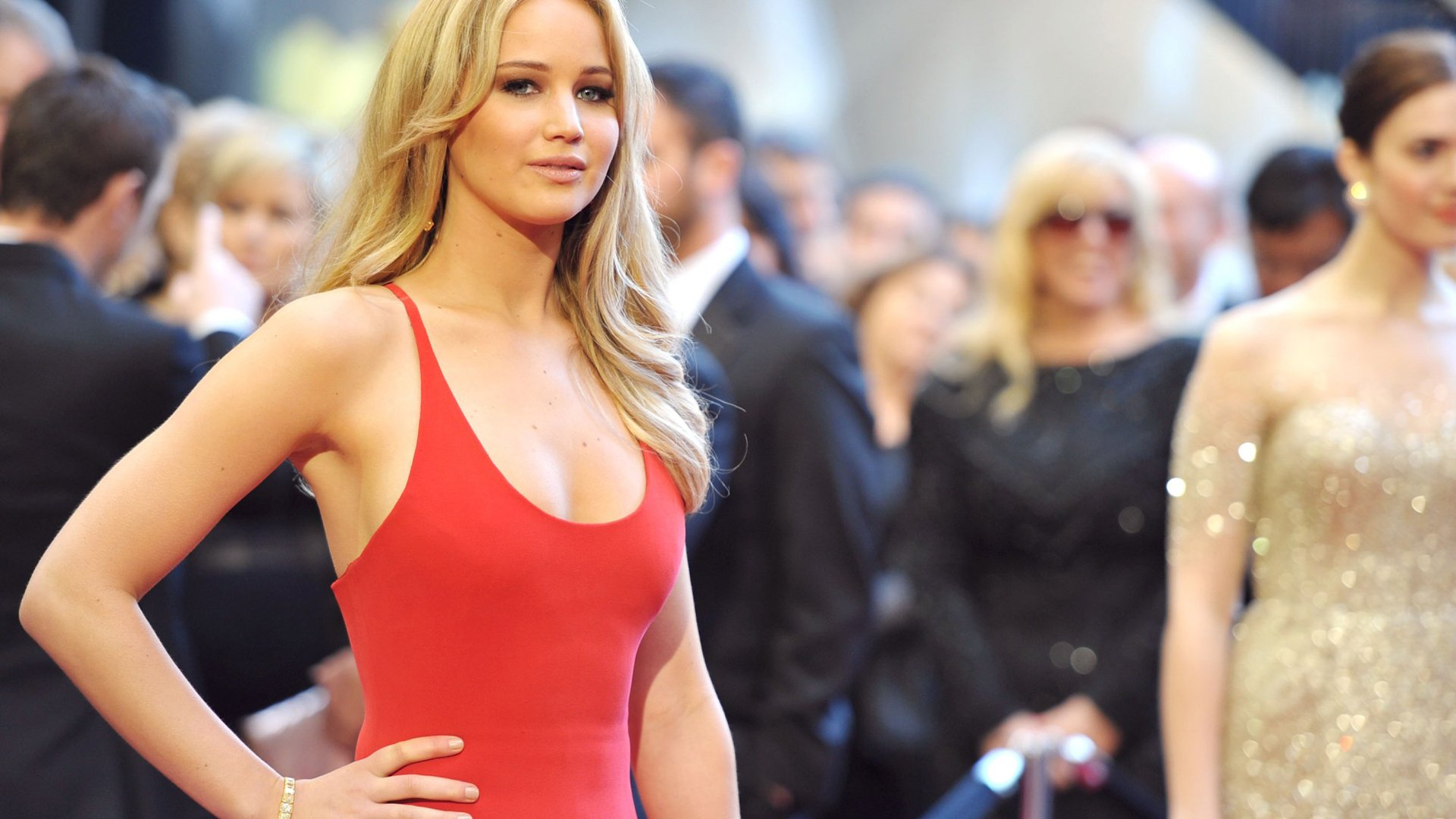 Celebrity - Jennifer Lawrence  Wallpaper