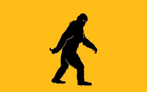 Fantaisie Bigfoot Fond d'écran HD   Arrière-Plan