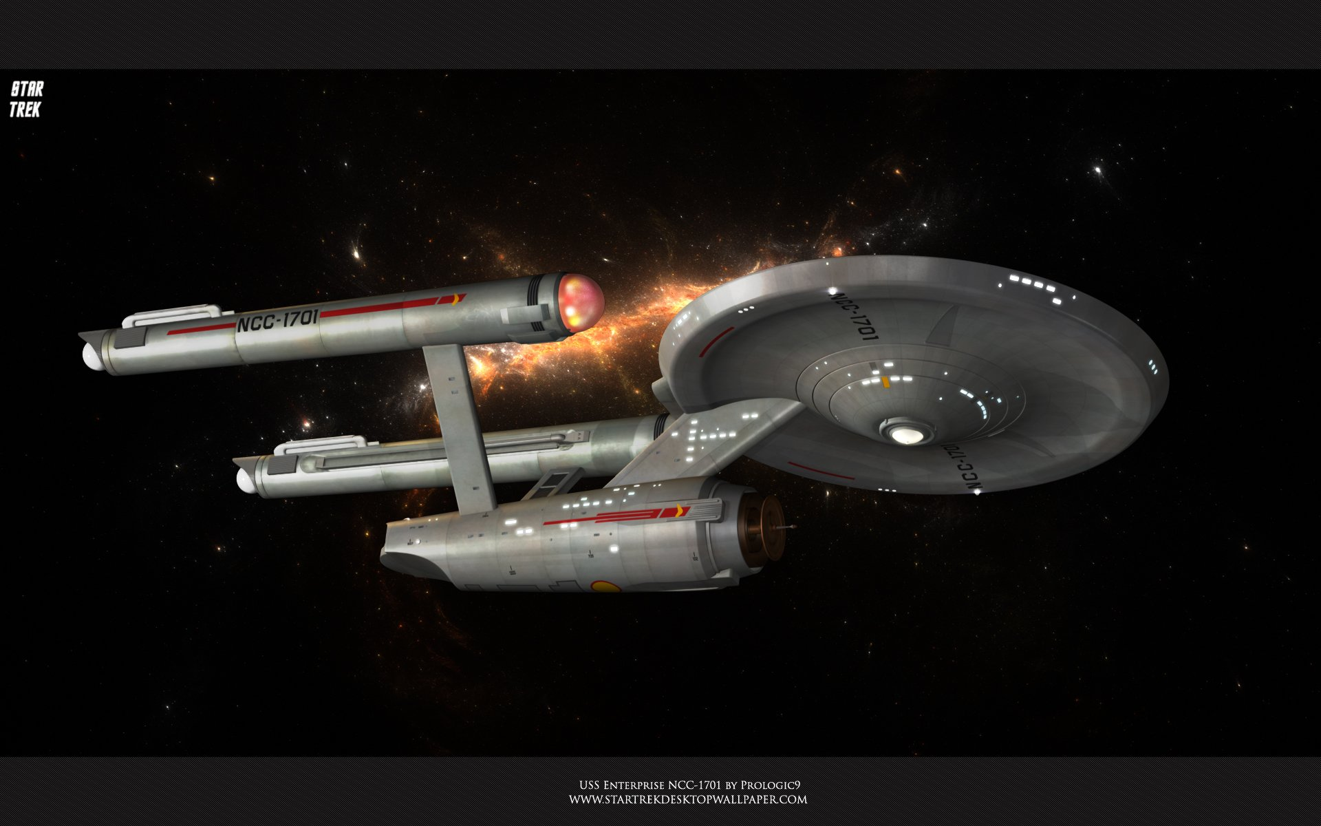 uss enterprise ncc1701 full hd wallpaper and background