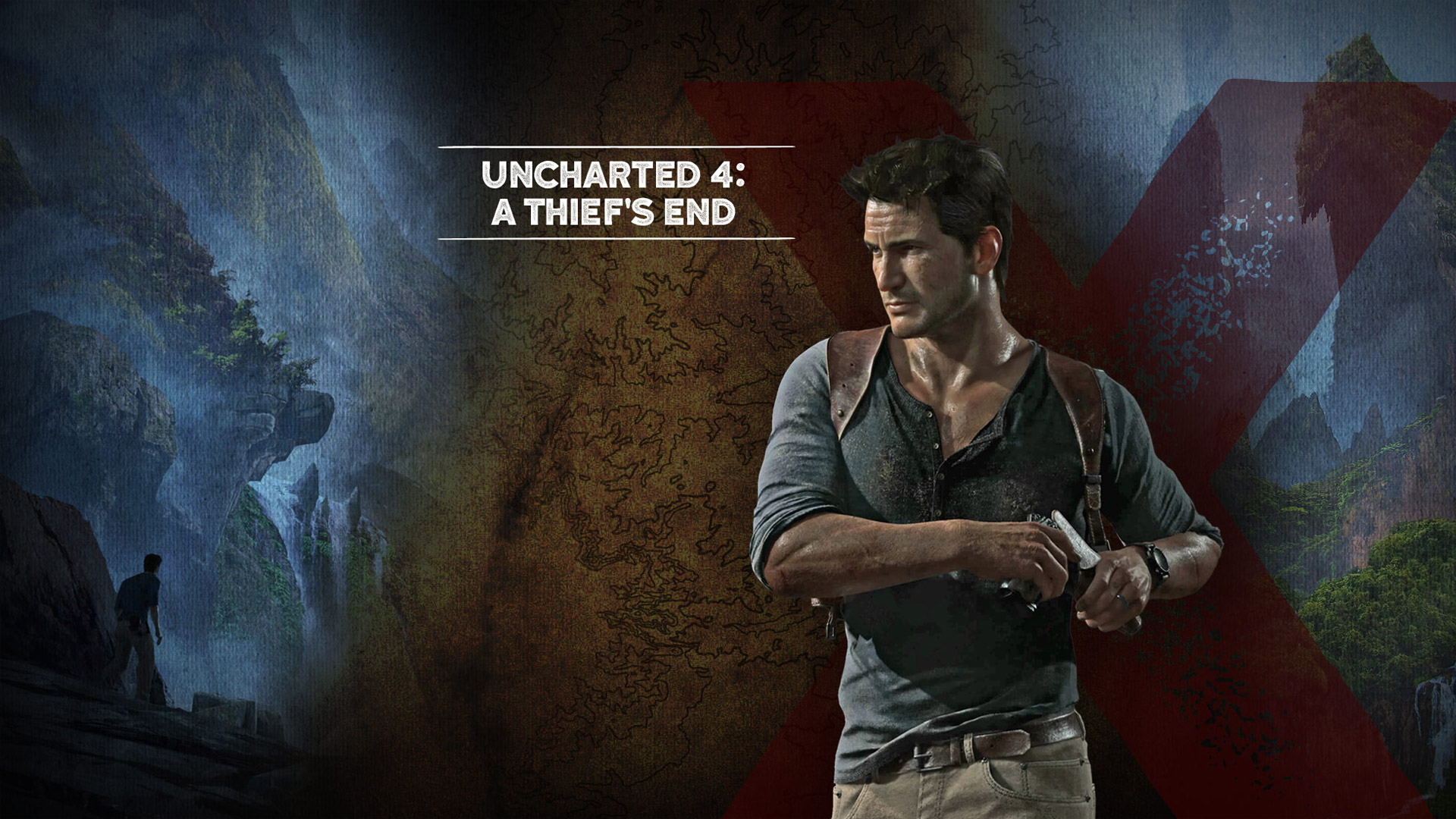 Uncharted 4 A Thief S End Hd Wallpaper Background Image