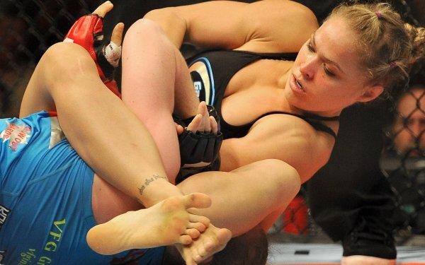 Sports Ronda Rousey HD Wallpaper   Background Image