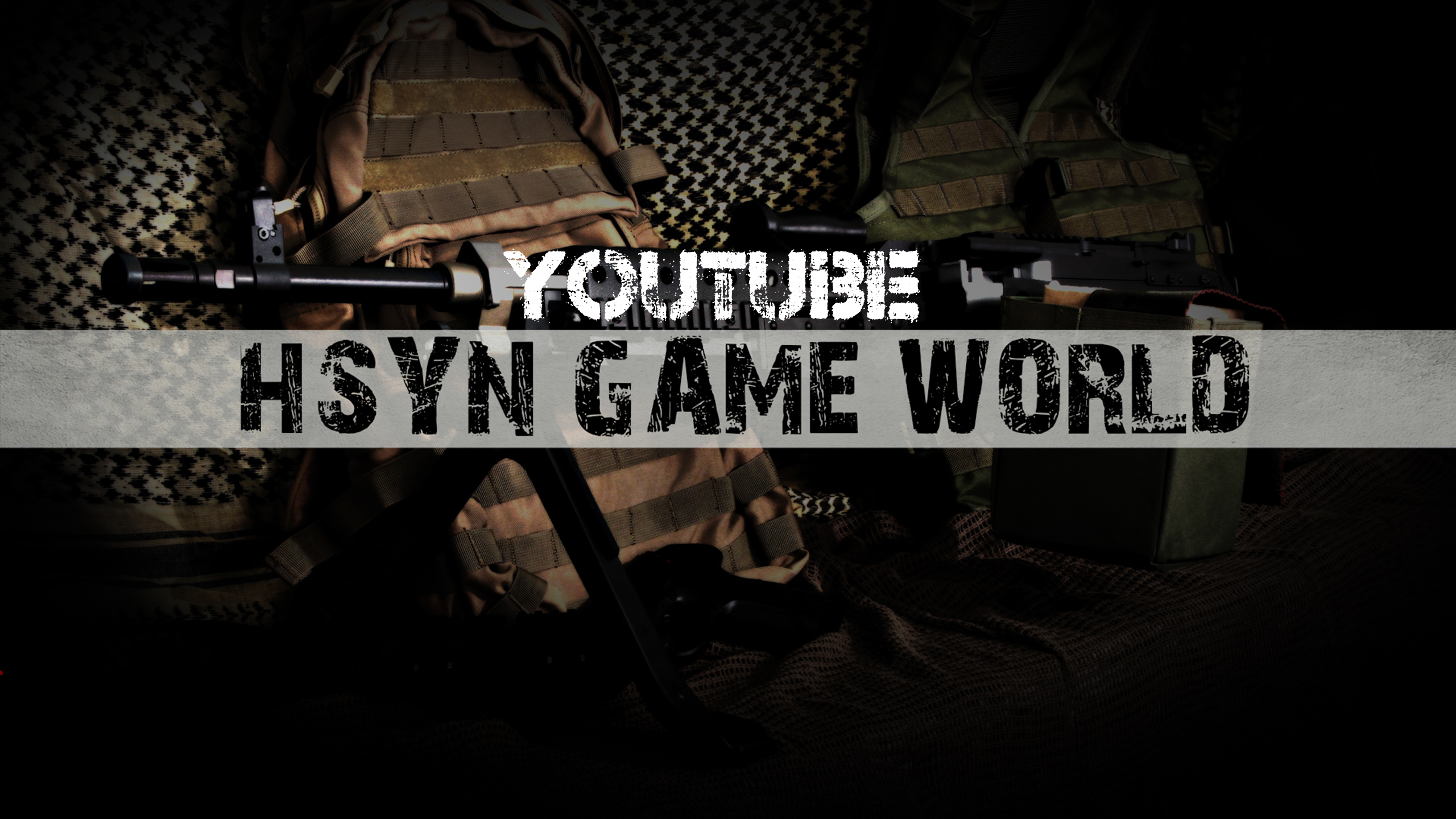 HSYN GAME WORLD Full HD Wallpaper And Background