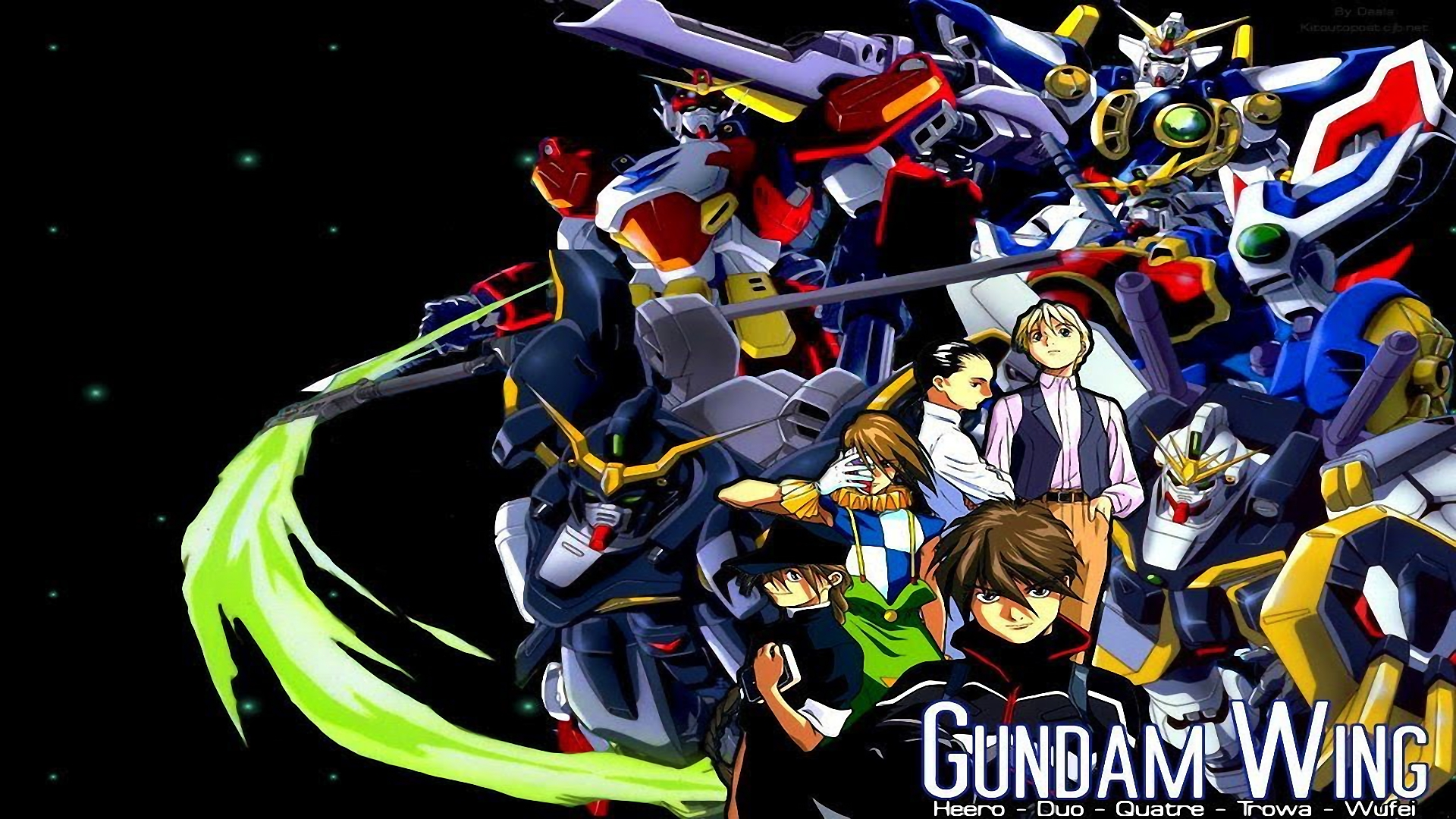 3 gundam wing endless duel hd wallpapers backgrounds