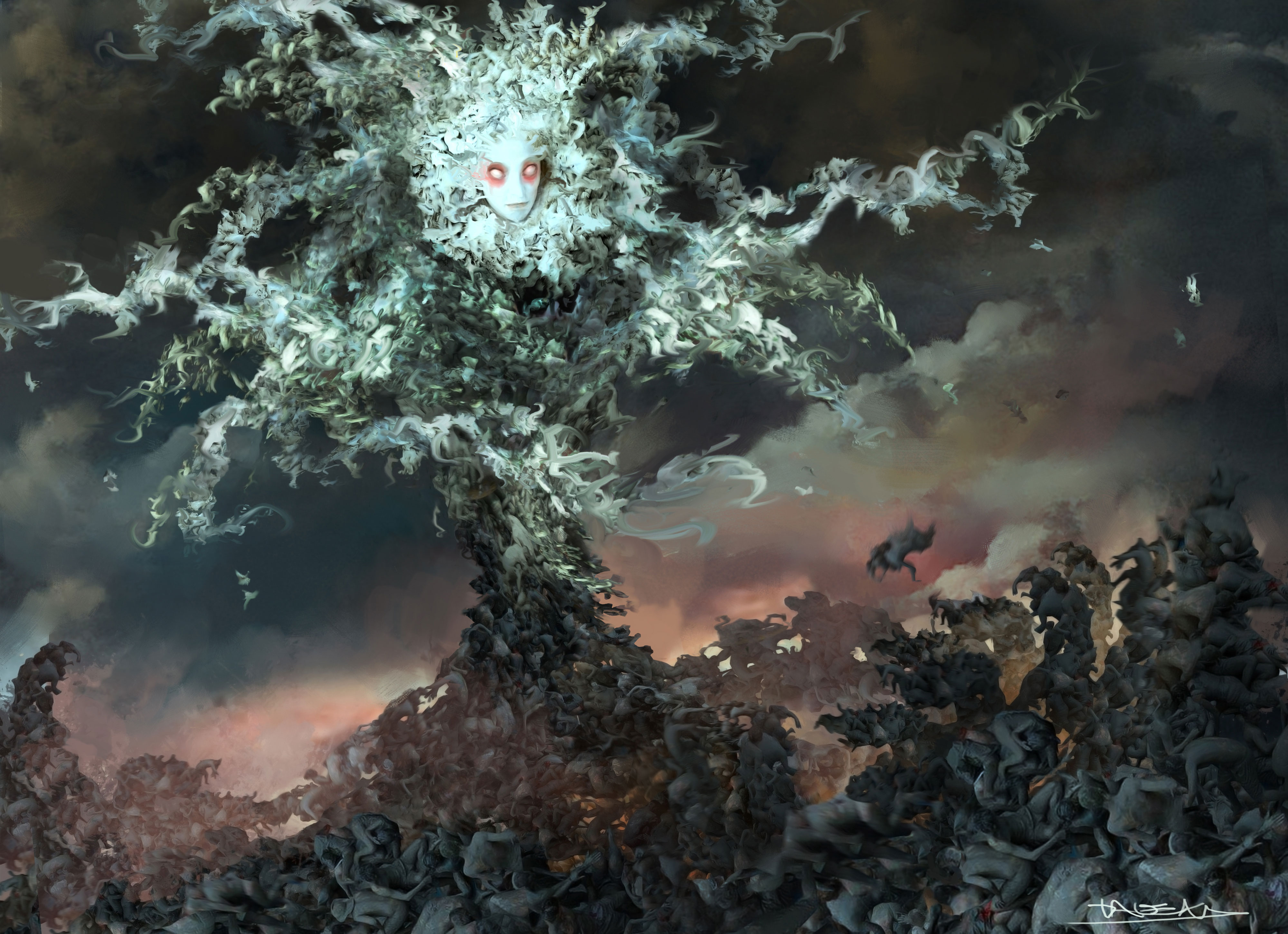 Hellblade Senua S Sacrifice 4k Ultra Hd Wallpaper Background