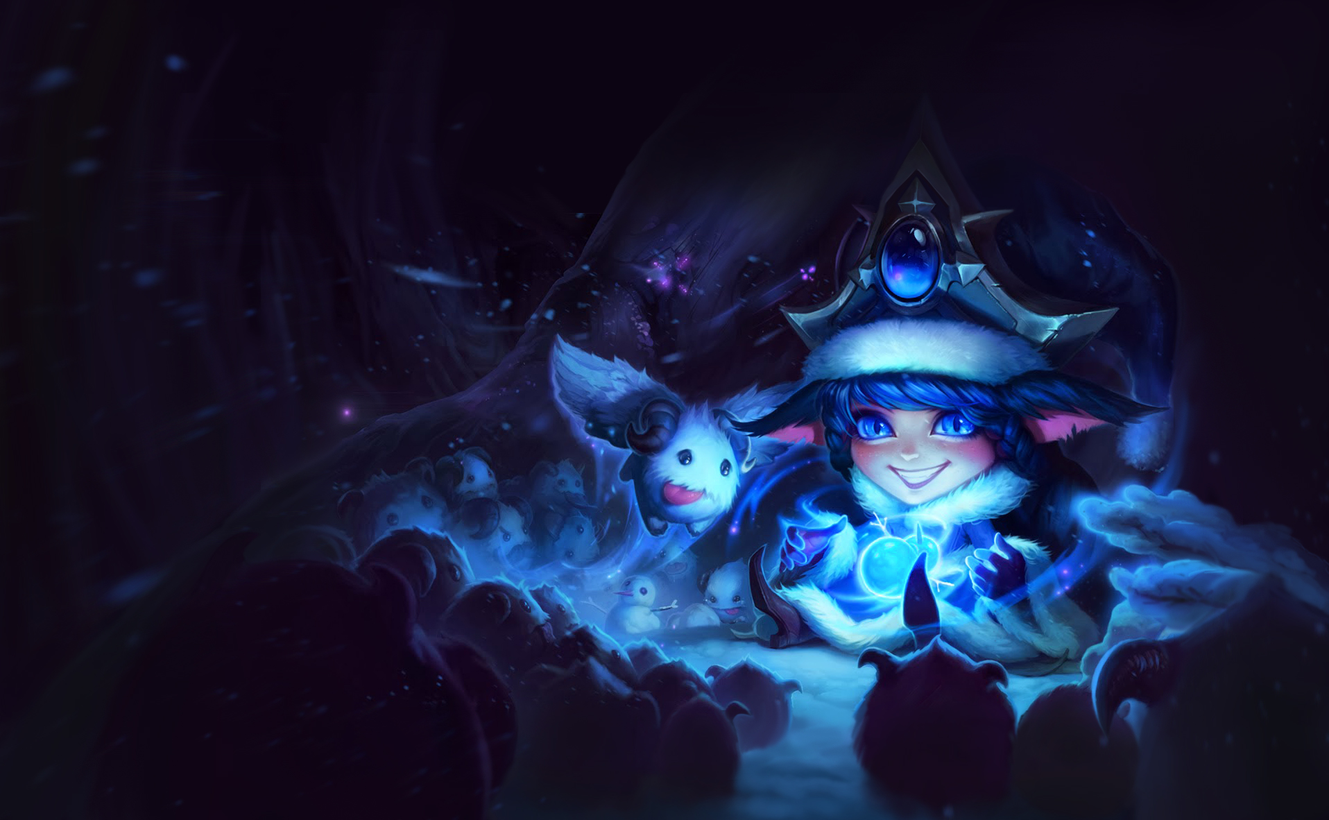 Winter Wonder Lulu Wallpaper and Background | 1916x1182 ...