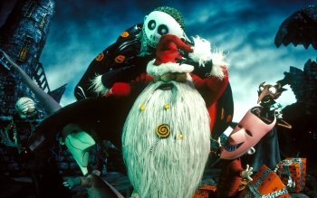 Movie - The Nightmare Before Christmas Wallpapers and Backgrounds ID : 56937
