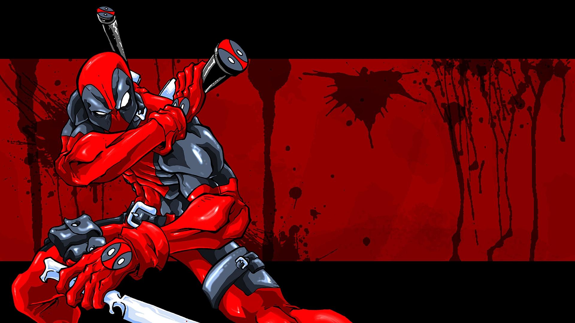 Fondos De Pantalla De Deadpool: Deadpool Full HD Wallpaper And Background Image