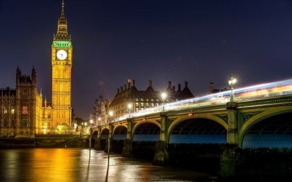 Man Made Big Ben Monuments HD Wallpaper   Background Image