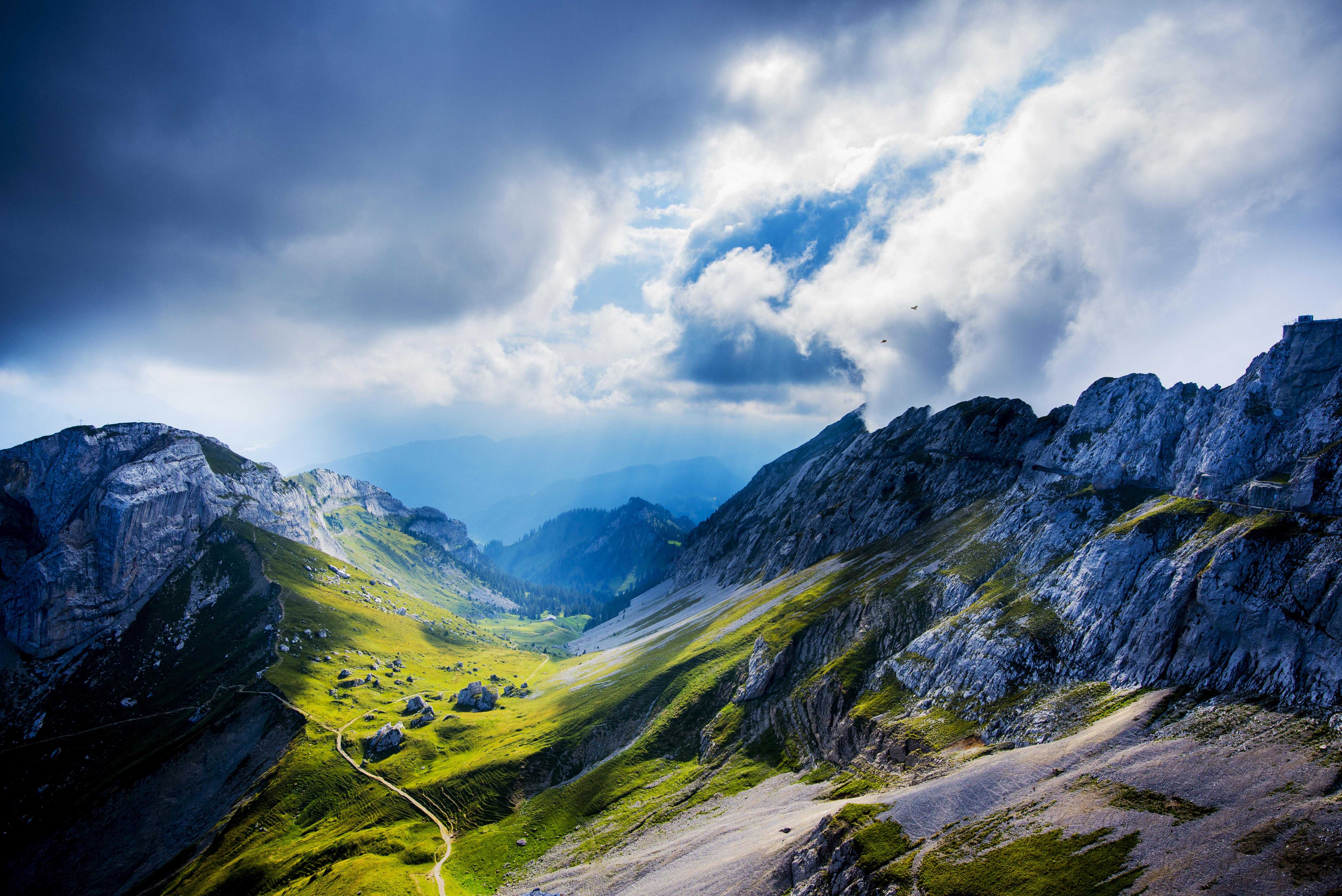 Mount Pilatus HD Wallpapers Backgrounds Wallpaper