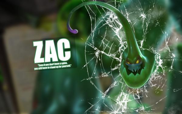 Videojuego League Of Legends Zac Fondo de pantalla HD   Fondo de Escritorio