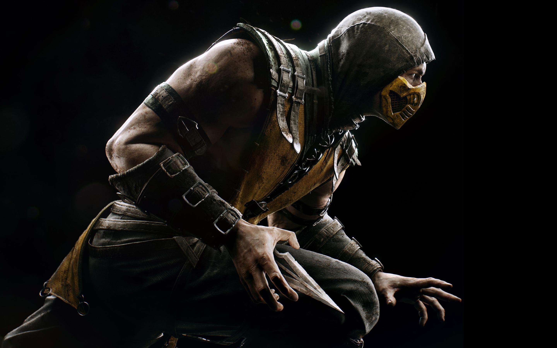 Aparador Antiguo Pintado ~ Vídeo Game Mortal Kombat Papel de Parede