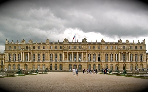 Man Made Palace Of Versailles Palaces France HD Wallpaper   Background Image