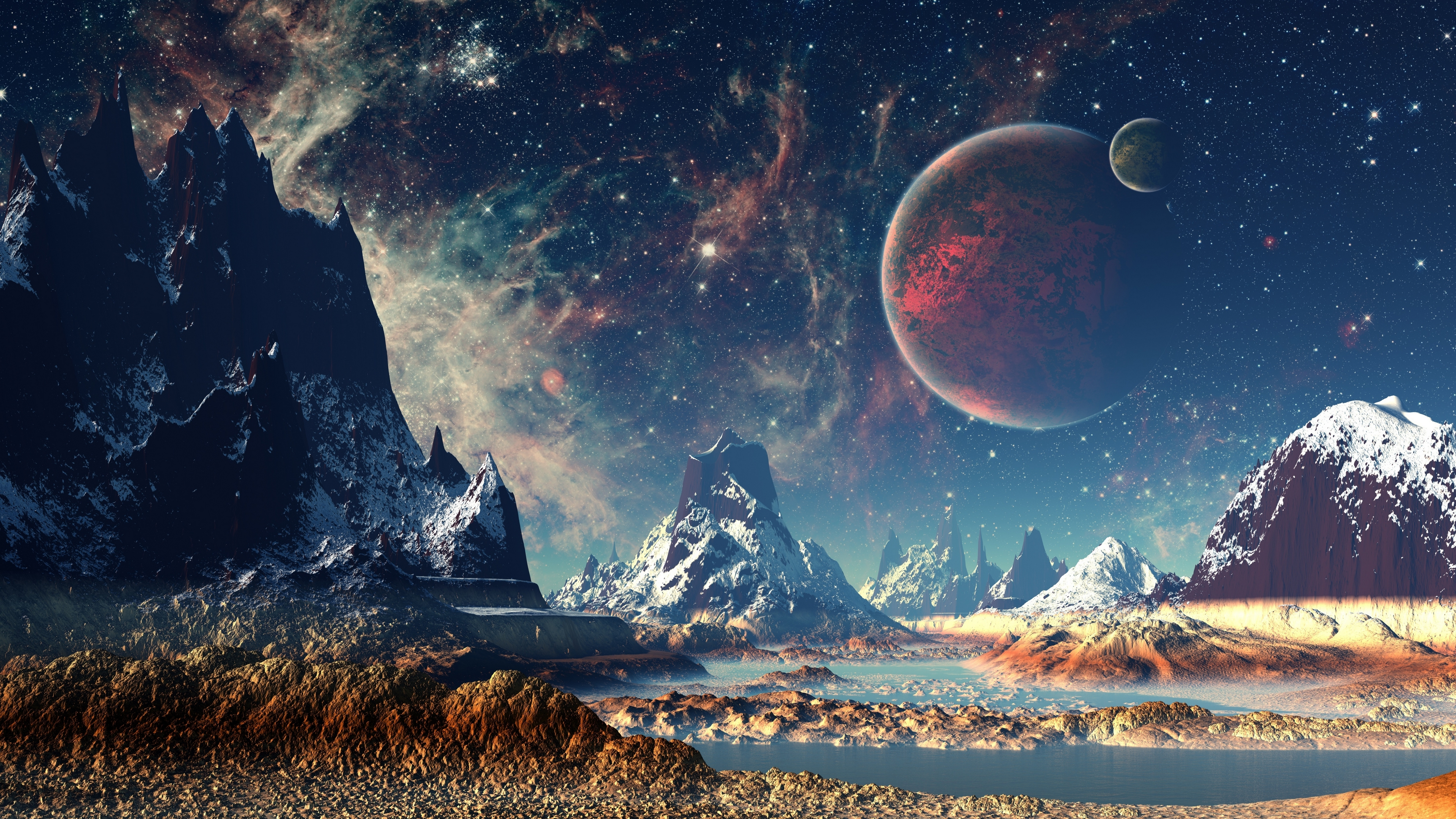 Wallpapers del universo[4k] - Imágenes en Taringa!