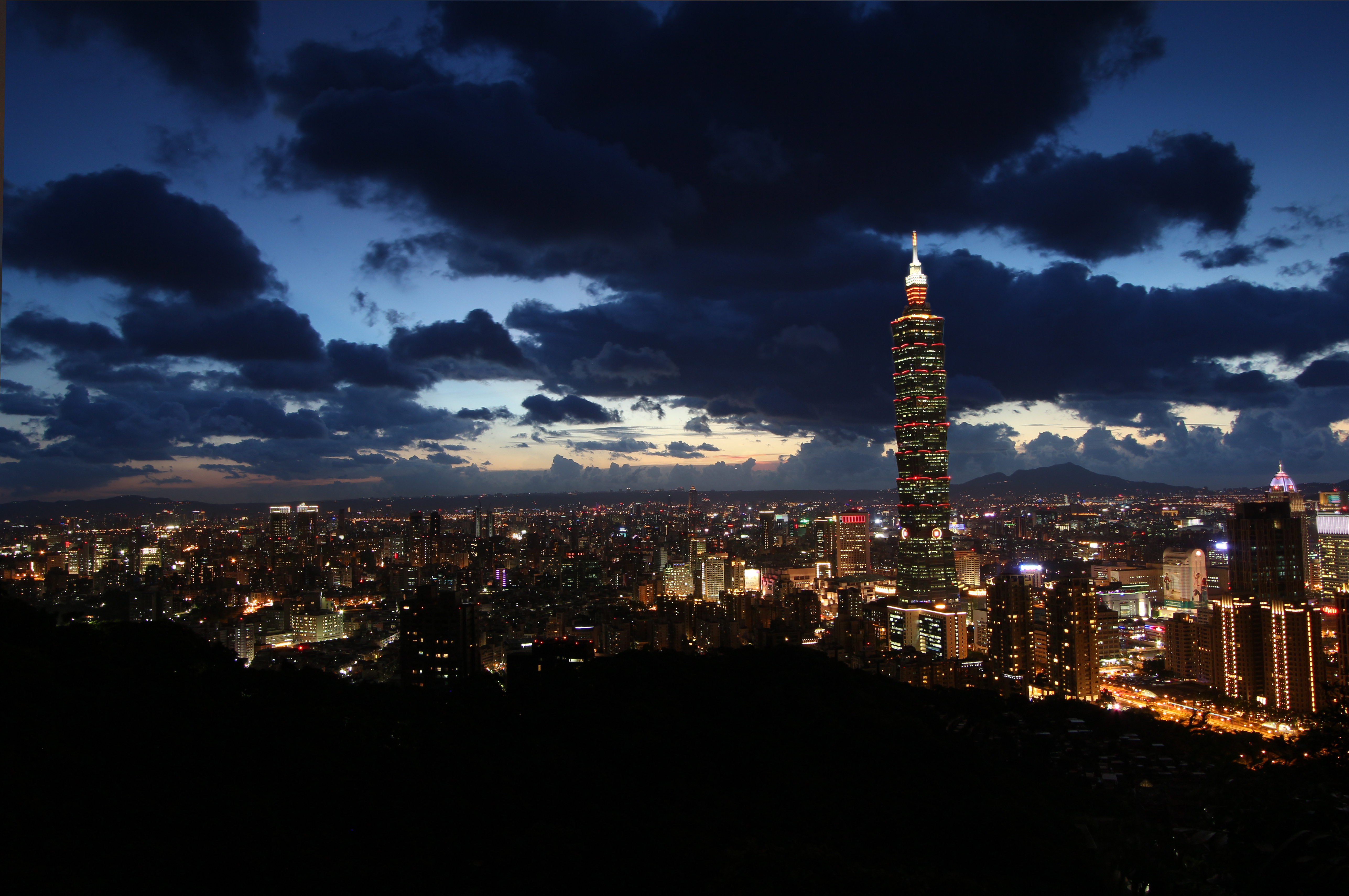 taipei 5k retina ultra hd wallpaper and background image | 5147x3421