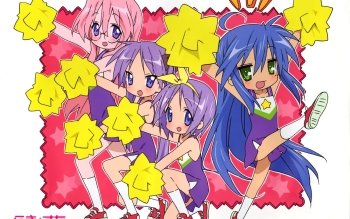Anime - Lucky Star Wallpapers and Backgrounds ID : 57595