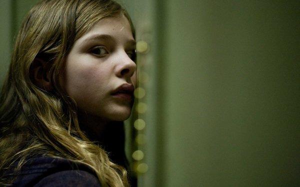 Movie Let Me In Chloë Grace Moretz HD Wallpaper | Background Image