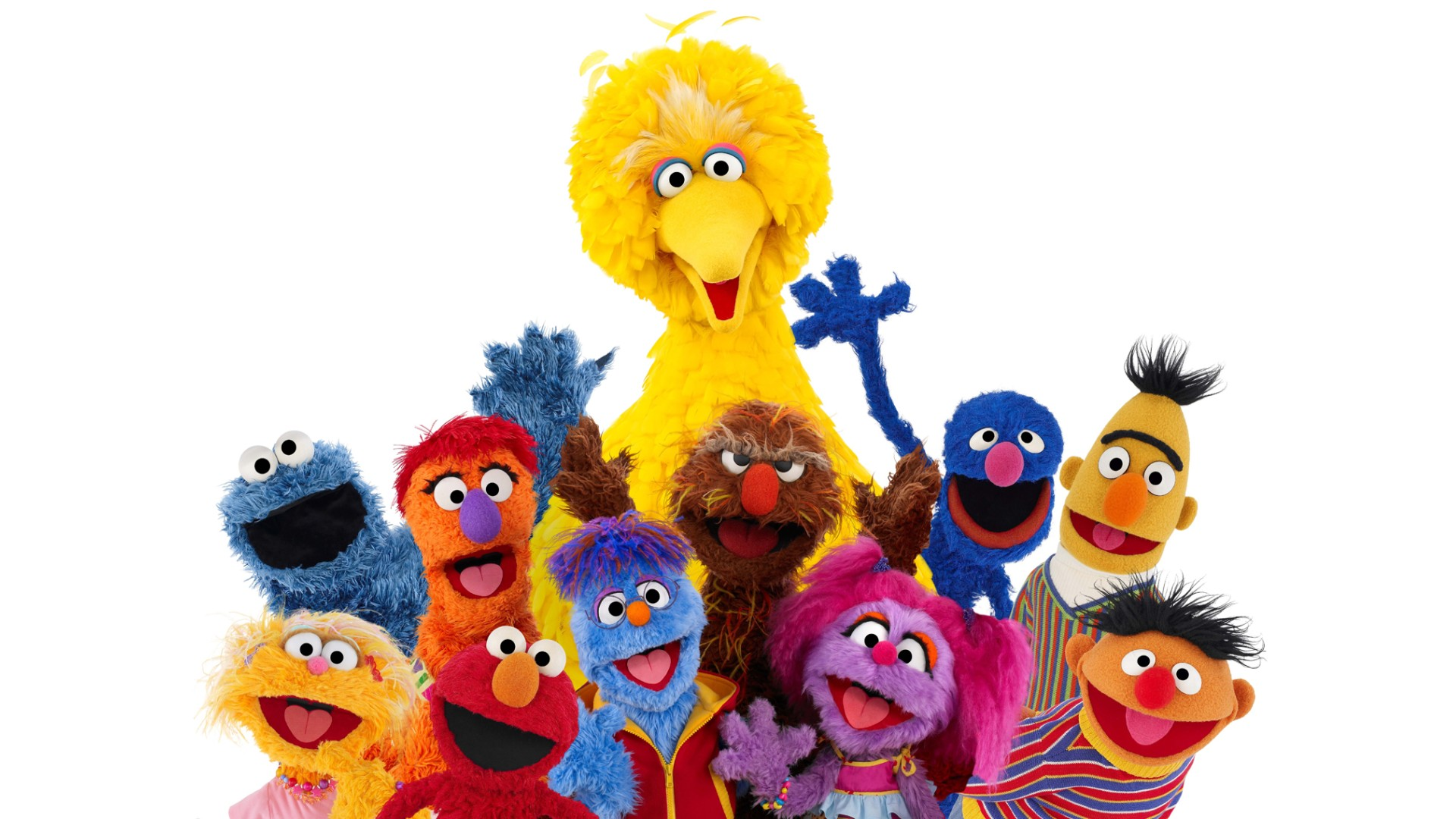 Sesame Street Full HD Wallpaper And Background Image
