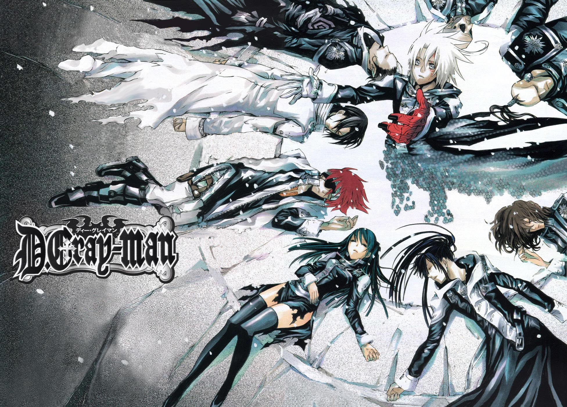 94 D.Gray-man HD Wallpapers | Backgrounds - Wallpaper Abyss