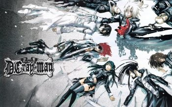 Anime - D Gray Man Wallpapers and Backgrounds ID : 57749