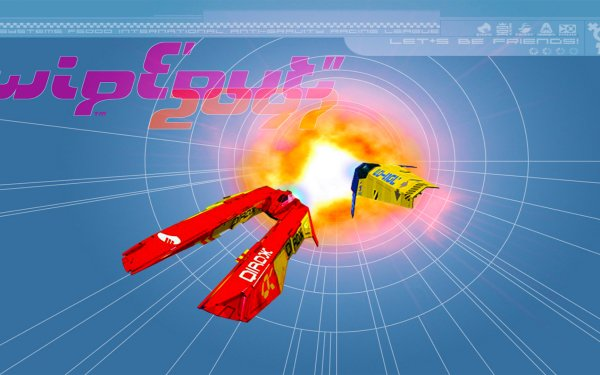 Video Game Wipeout XL Wipeout HD Wallpaper | Background Image