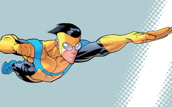 Comics Invincible Mark Grayson Image Comics HD Wallpaper | Background Image