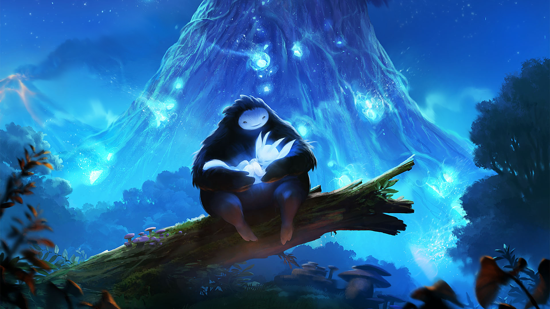 44 Ori and the Blind Forest HD Wallpapers Background Images - Wallpaper Abyss