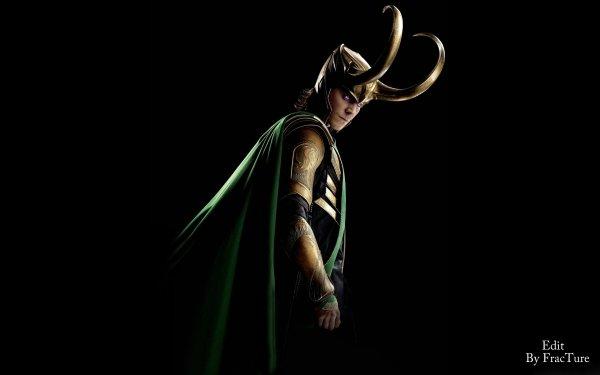 Film Avengers Loki Tom Hiddleston Les Vengeurs Fond d'écran HD | Image