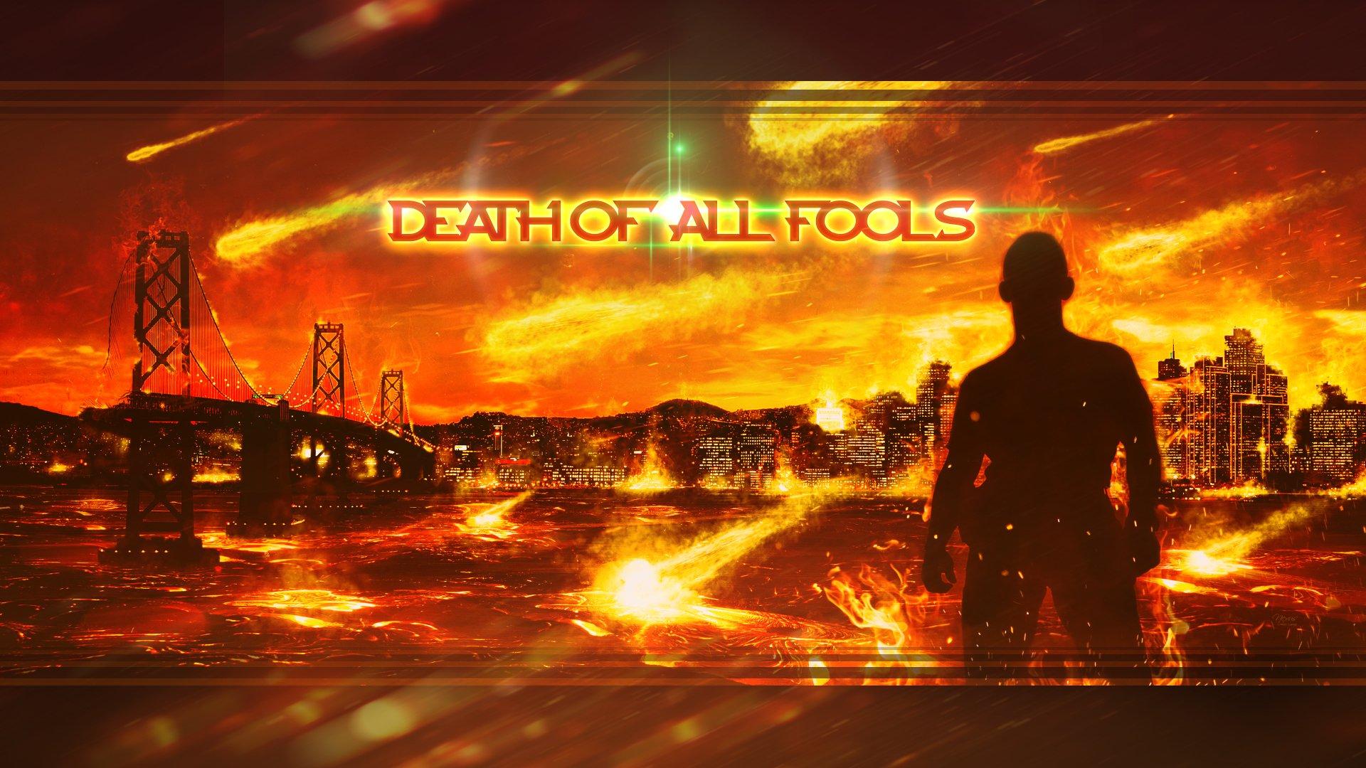 Apocalypse City Fire Death Of All Fools 4k ...