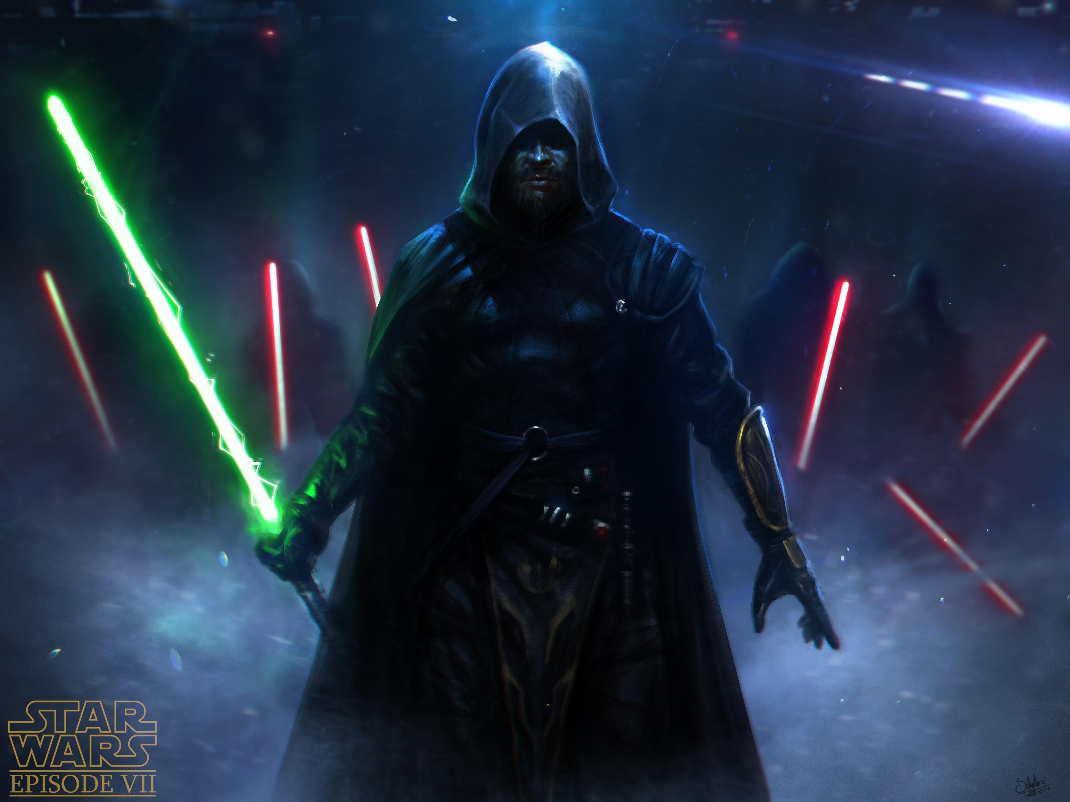Luke Skywalker 4k Ultra Fondo De Pantalla Hd Fondo De