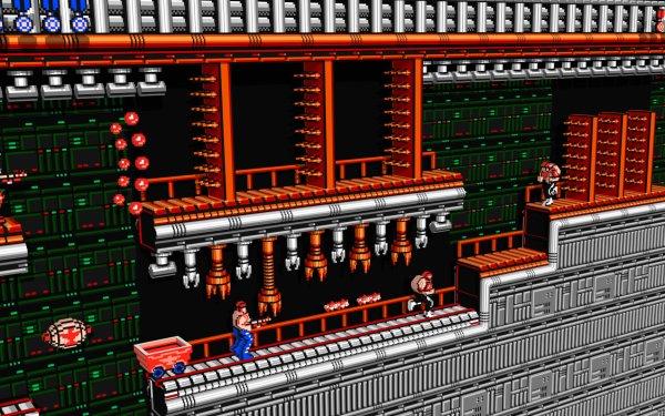 Videojuego Contra NES Fondo de pantalla HD | Fondo de Escritorio