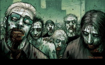 Dark - Zombie Wallpapers and Backgrounds ID : 58647