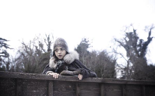 TV Show Game Of Thrones Arya Stark Maisie Williams HD Wallpaper   Background Image