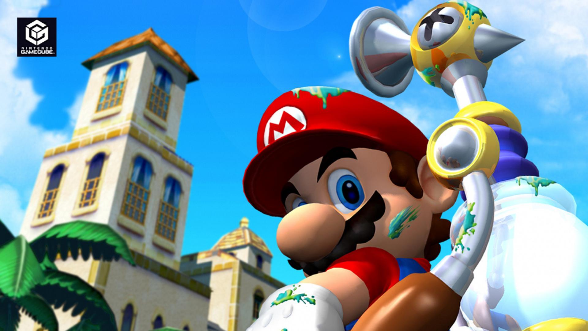 Super Mario Sunshine HD Wallpaper   Hintergrund   1920x1080 ...