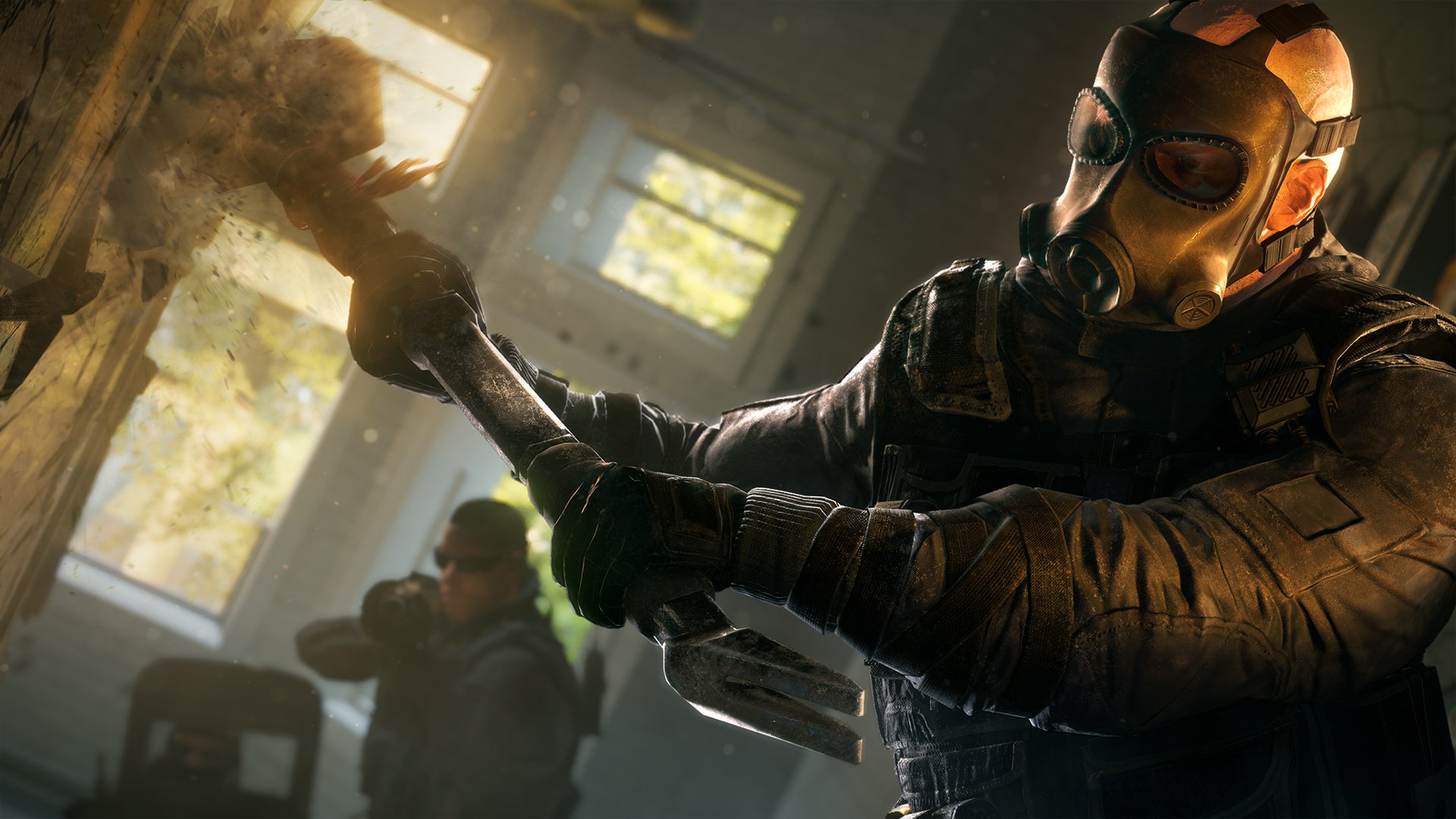 Video Game - Tom Clancy's Rainbow Six: Siege  Sledge (Tom Clancy's Rainbow Six: Siege) Bakgrund
