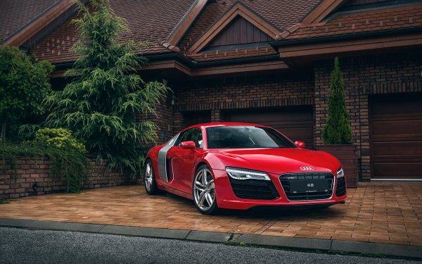 Vehicles Audi R8 Audi Mansion HD Wallpaper | Background Image