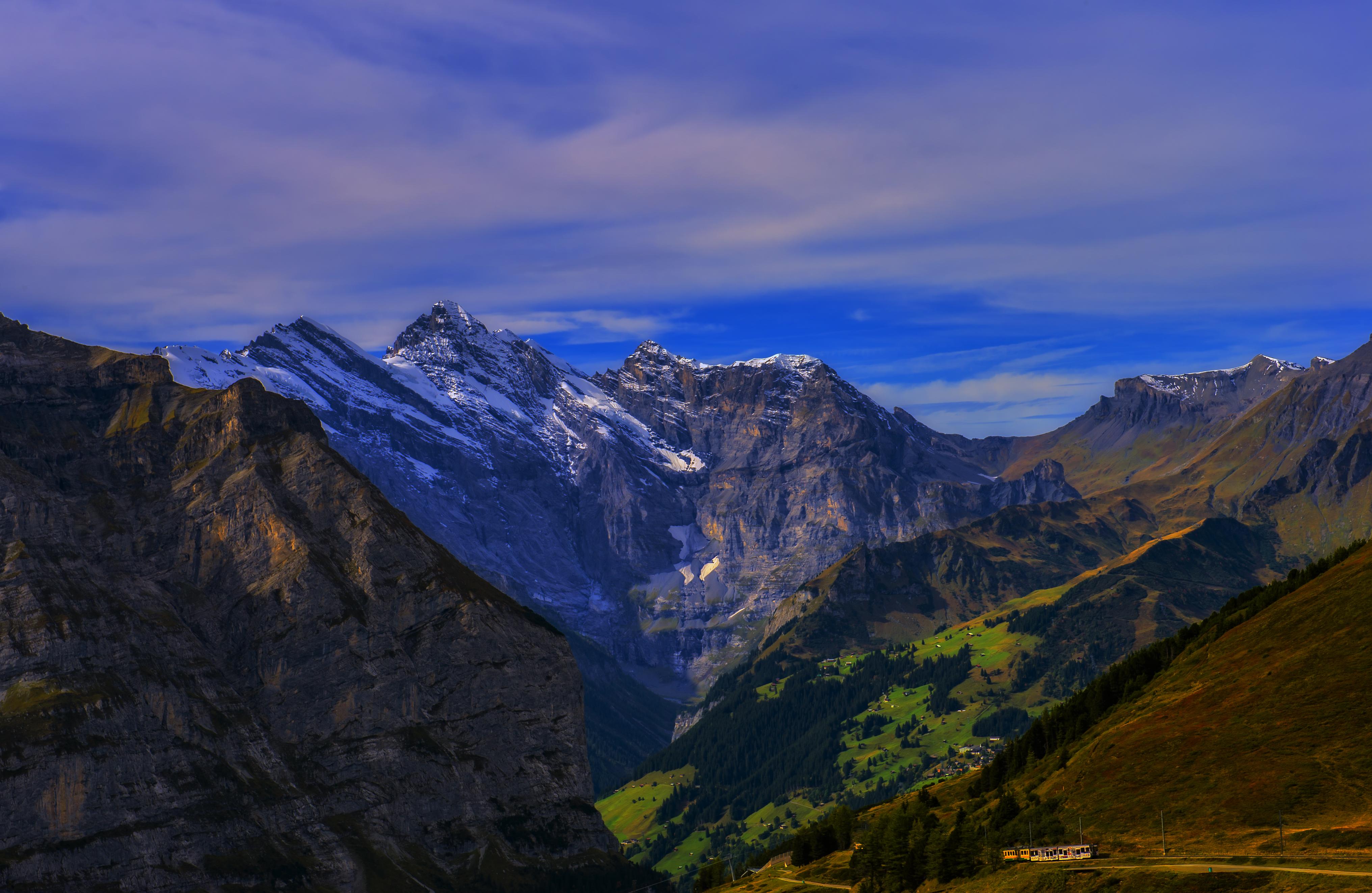Autumn Mountains 4k Ultra Fond d'écran HD | Arrière-Plan | 4064x2646 | ID:589127 - Wallpaper Abyss