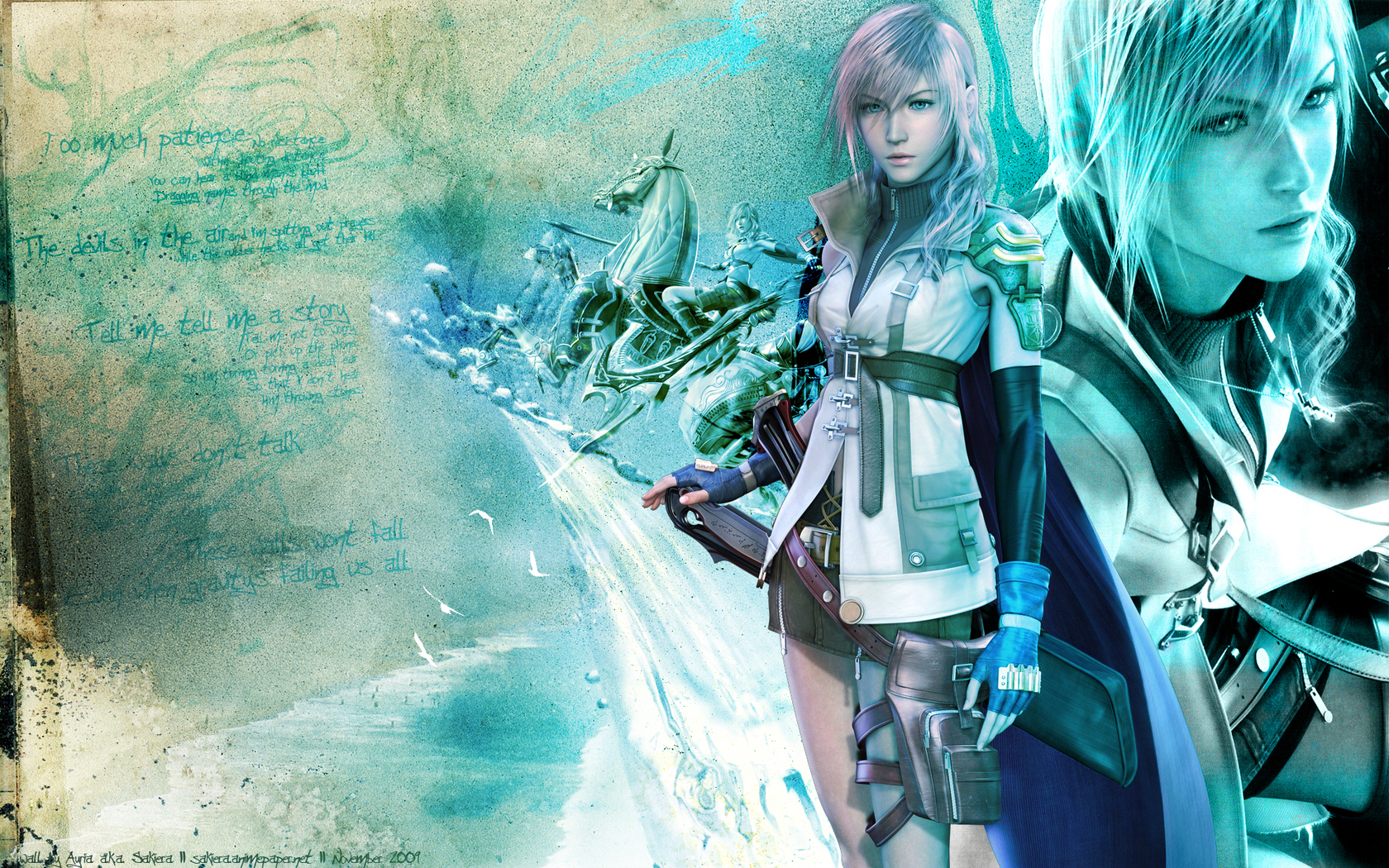 Final fantasy xiii wallpaper and background image 1680x1050 id video game final fantasy xiii final fantasy claire farron lightning final fantasy wallpaper voltagebd Images