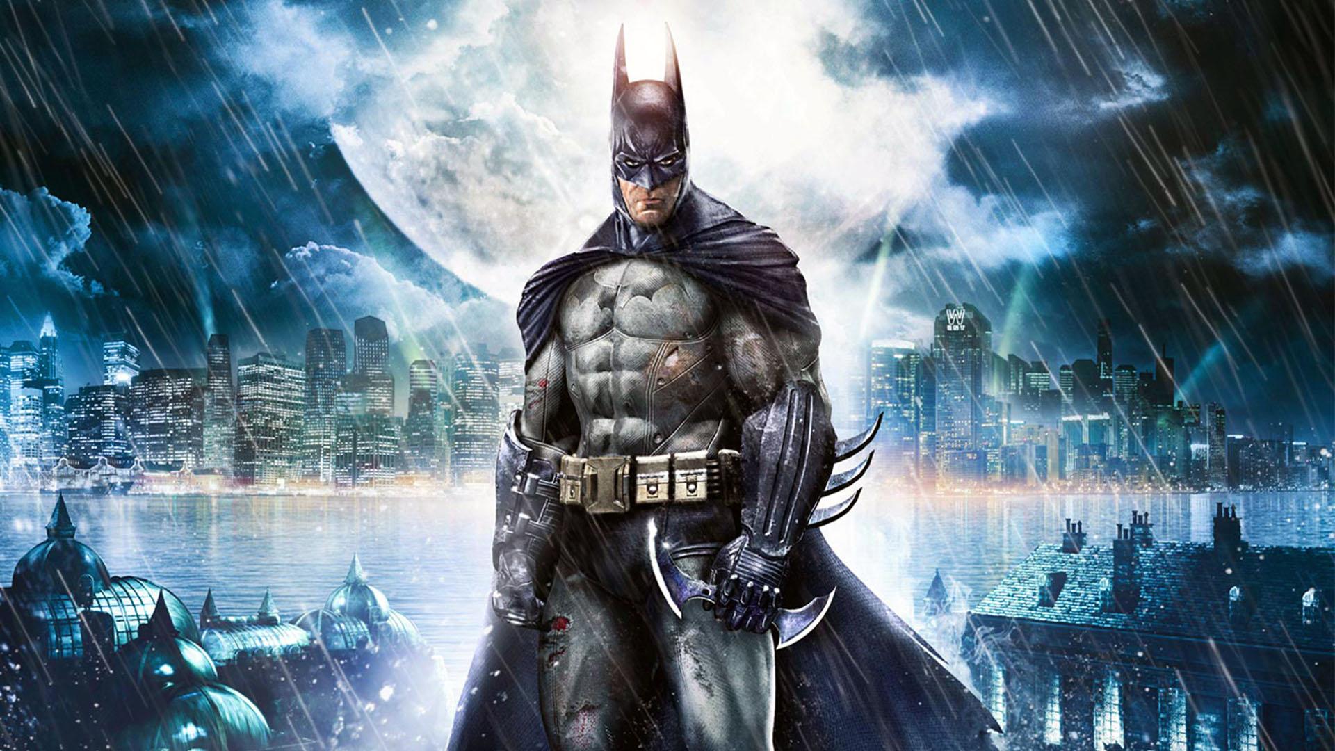 Batman Arkham Asylum Wallpaper HD
