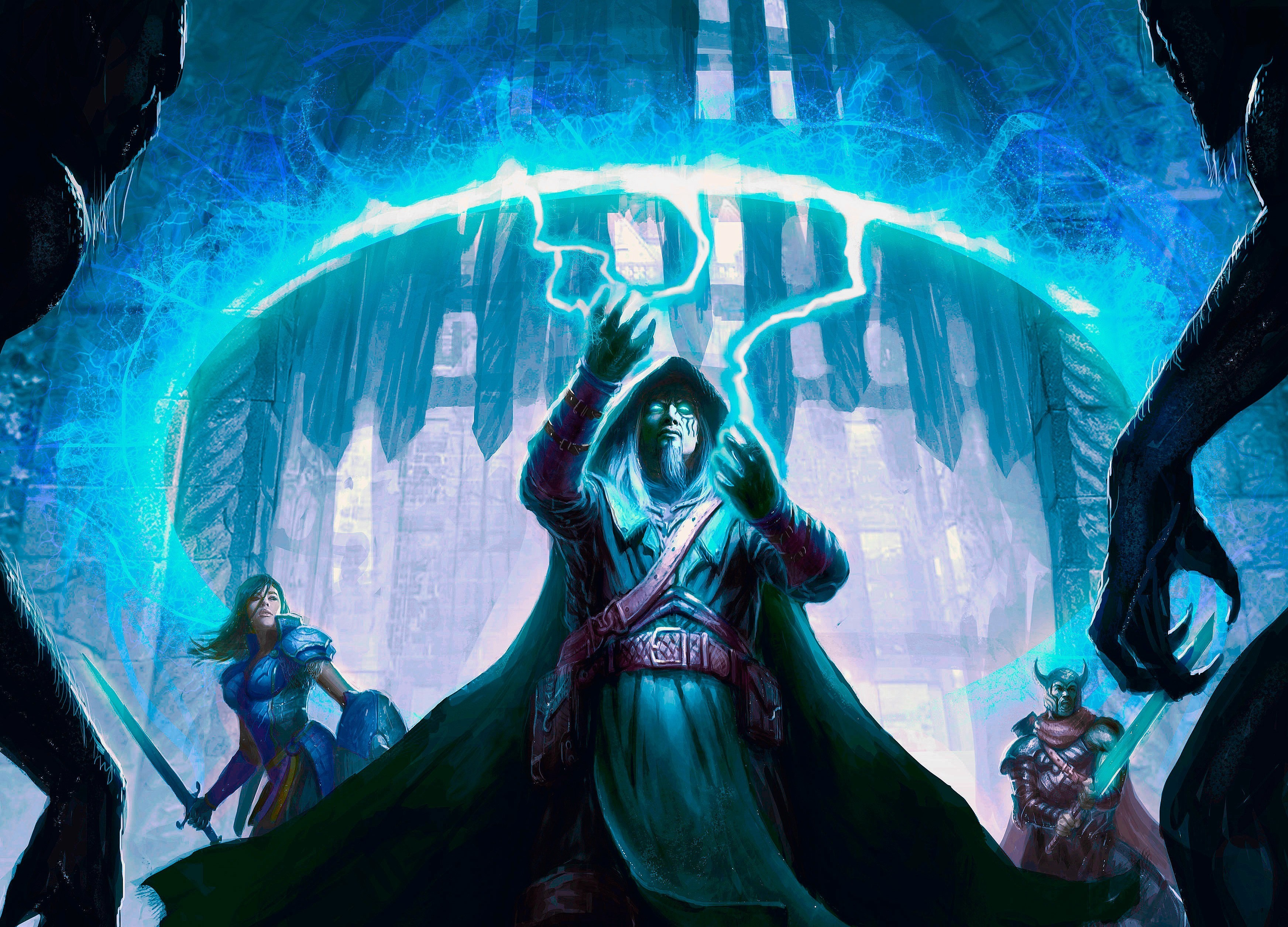 wizard full hd wallpaper and background image 3489x2513 id 590985